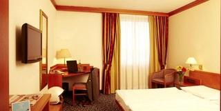 Hotel Arena City Hotel Wohnbeispiel