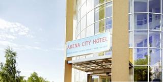 Hotel Arena City Hotel Außenaufnahme