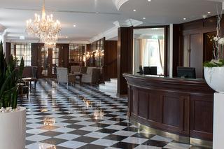 Hotel Austria Trend Parkhotel Schönbrunn Lounge/Empfang