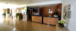 Hotel Africamar Lounge/Empfang
