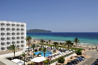 Hotel Hipotels Flamenco Strand