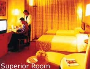 Hotel Alpha Genesis Hotel Wohnbeispiel
