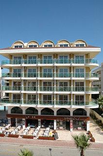 Hotel Alkan Außenaufnahme