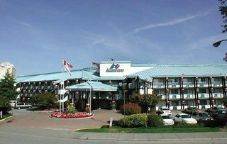 Hotel Accent Inn Vancouver Airport Außenaufnahme