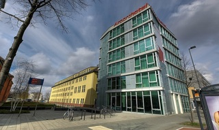 Hotel Airporthotel Berlin-Adlershof Außenaufnahme