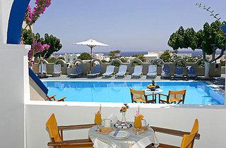 Hotel Artemis Kamari Pool