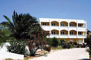 Hotel Anthoula Außenaufnahme