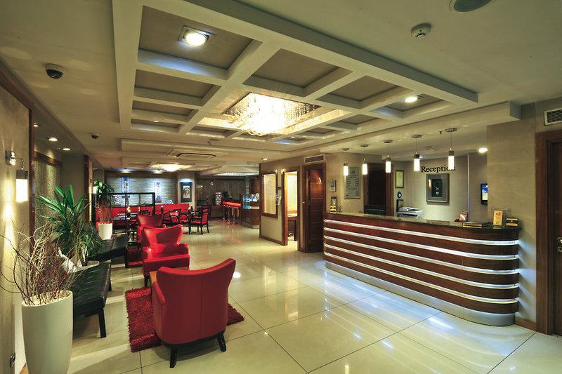 Golden City Hotel Istanbul