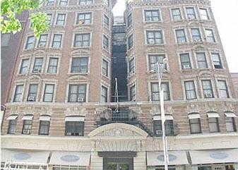 Amsterdam Court New York