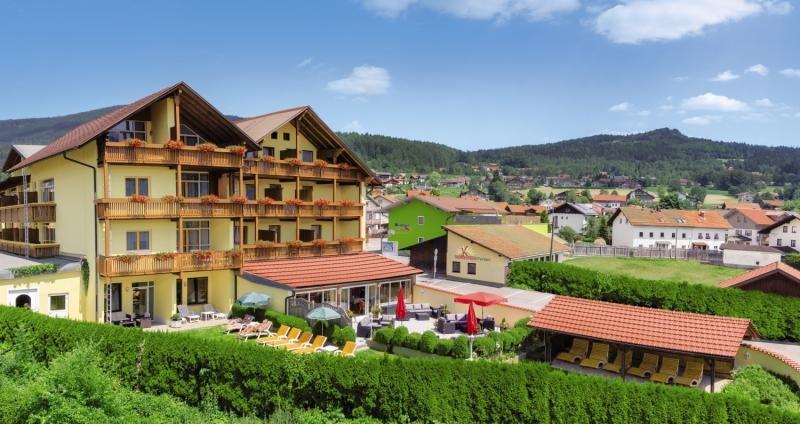 Wellness im Bayerischen Wald Hotel Kronberg