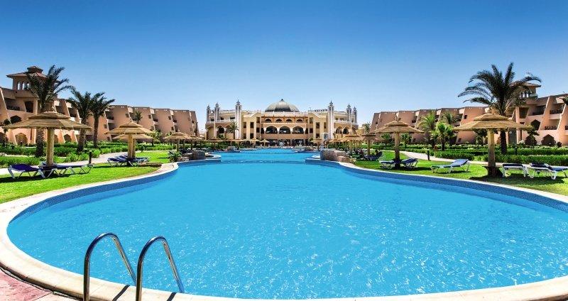 Ägypten unter 300 Euro – Jasmine Palace Resort