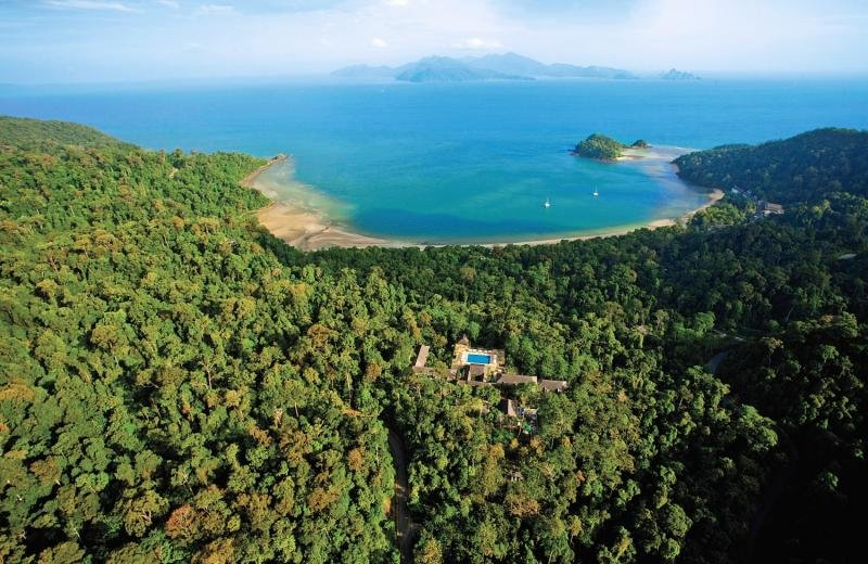 Datai Beach (Insel Pulau Langkawi) ab 2002 €
