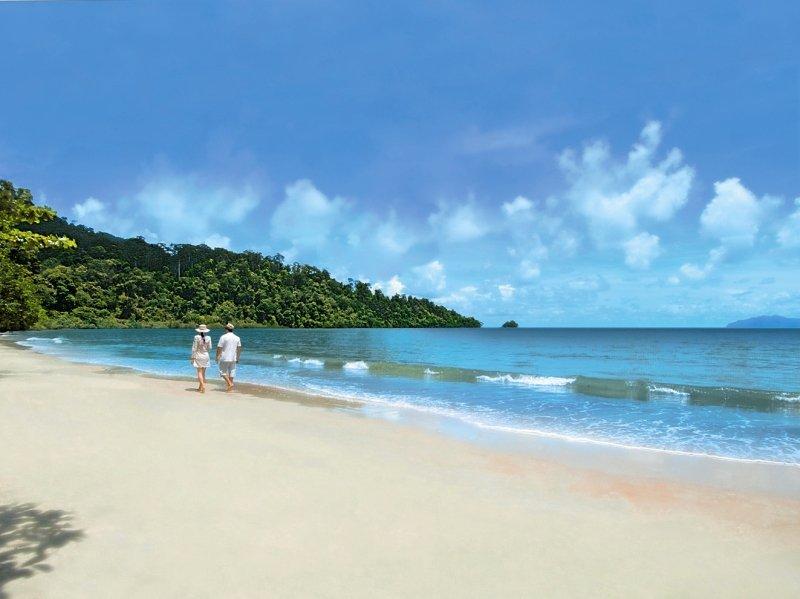 Datai Beach (Insel Pulau Langkawi) ab 2002 € 2
