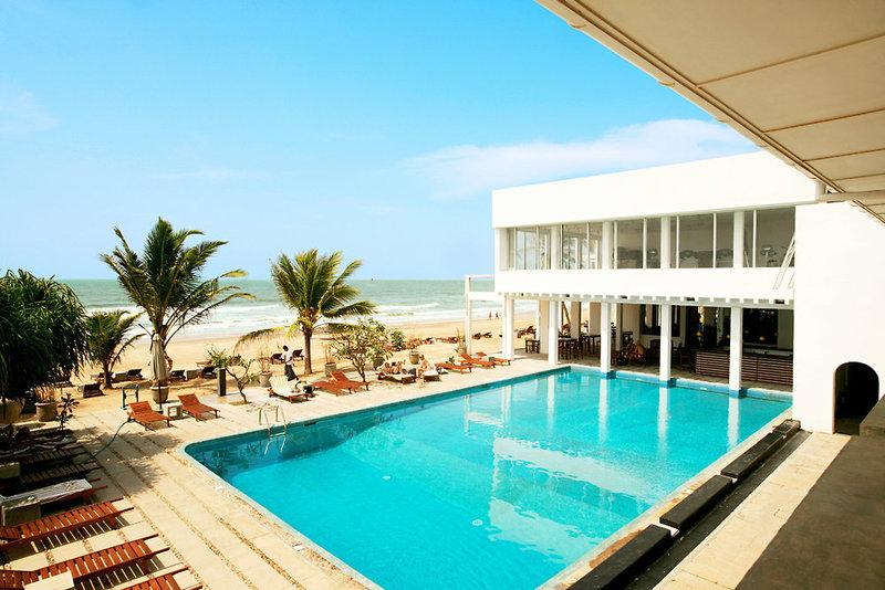 Sri Lanka Schnäppchen im Hotel Jetwing Sea