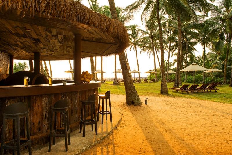Flittern auf Sri Lanka im 4* Taprobana Wadduwa