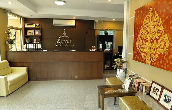 Regent Suvarnabhumi Lounge/Empfang