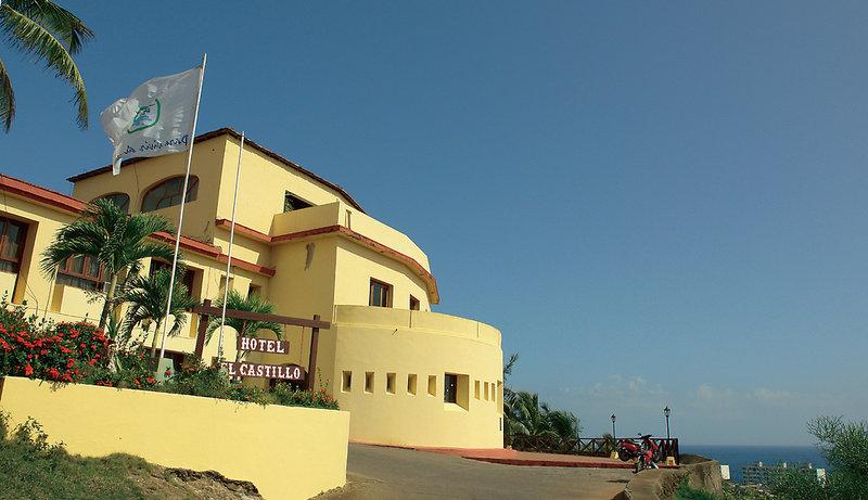 El Castillo Außenaufnahme