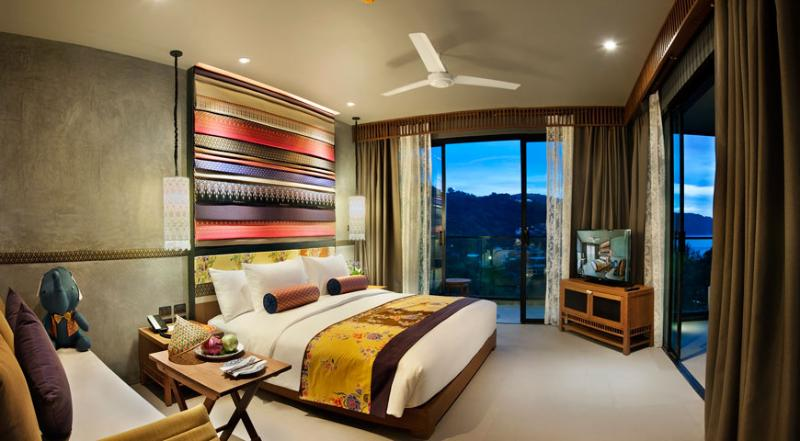 Nook Dee Boutique Resort, Kata Beach by Andacura Premium Wohnbeispiel