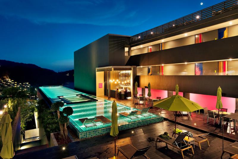 Nook Dee Boutique Resort, Kata Beach by Andacura Premium Außenaufnahme