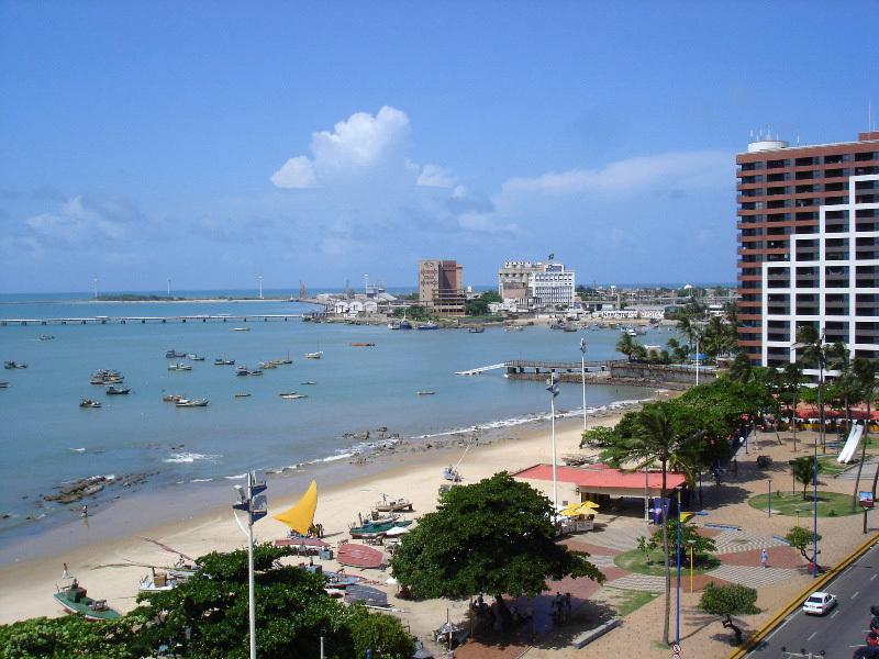 Sambura Praia Hotel Strand