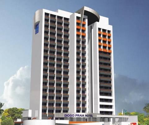 Hotel Diogo Außenaufnahme