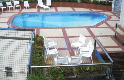 Hotel Diogo Pool