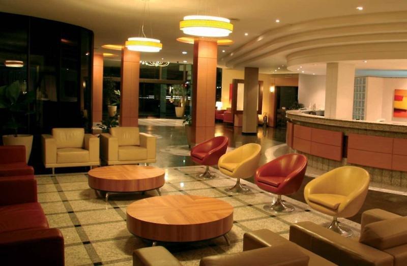 Continental Inn Lounge/Empfang