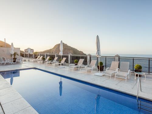 Novotel Rio de Janeiro Copacabana  Pool