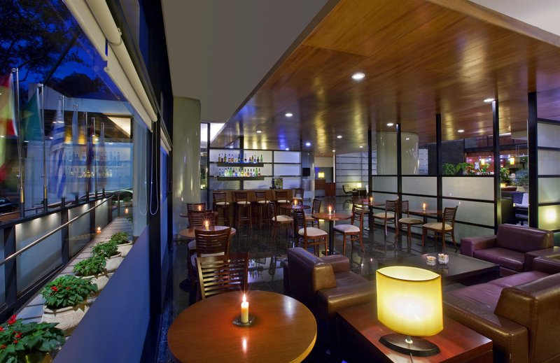 Four Points by Sheraton Montevideo Lounge/Empfang