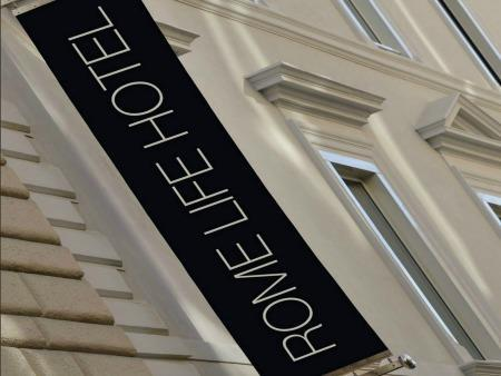 Rome Life Hotel Außenaufnahme