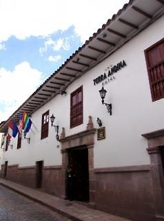 Terra Andina Hotel Außenaufnahme