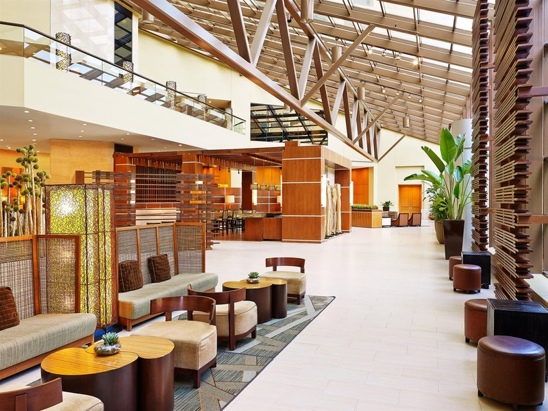 The Westin Dallas Park Central Lounge/Empfang