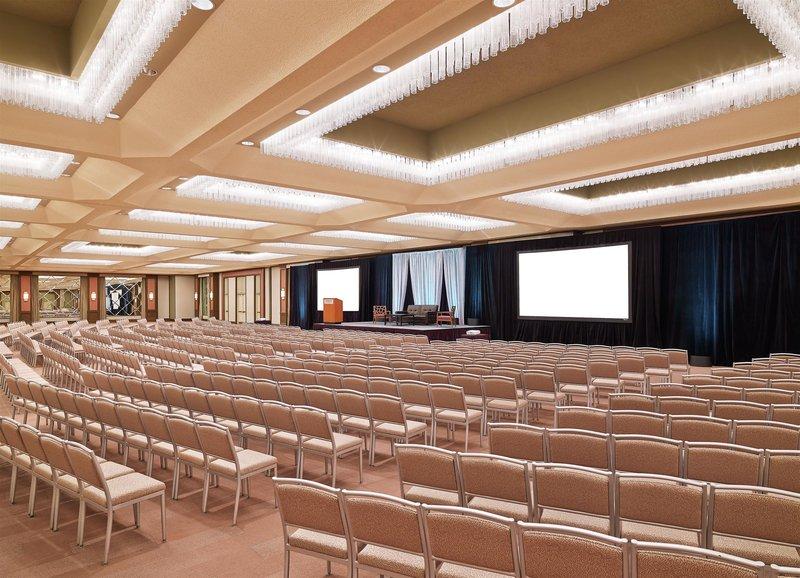 The Westin Dallas Park Central Konferenzraum