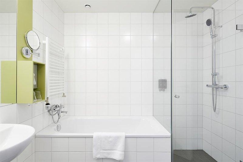 Fosshotel Reykjavik Badezimmer
