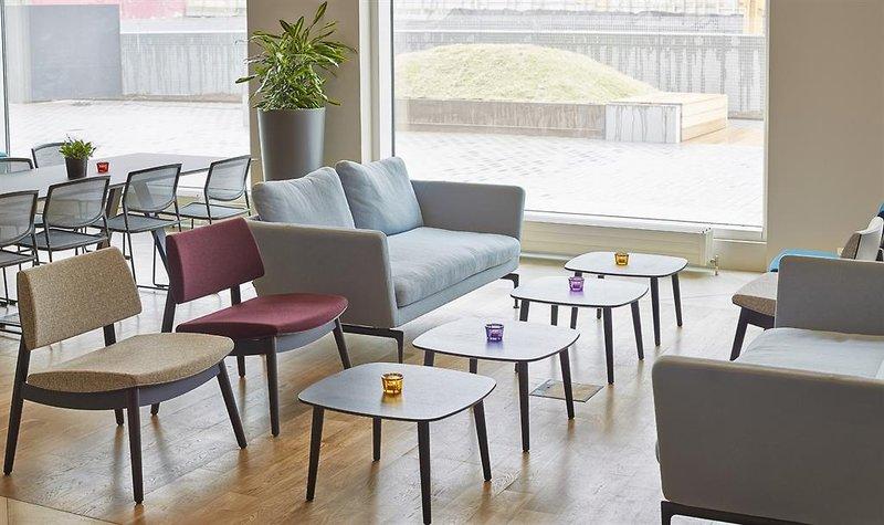 Fosshotel Reykjavik Lounge/Empfang
