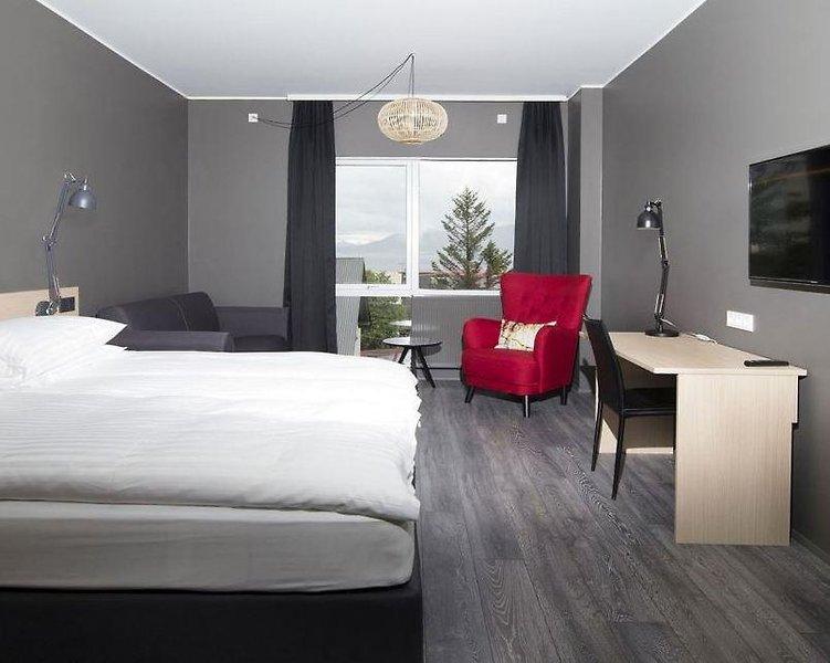 Alda Hotel Reykjavik Wohnbeispiel
