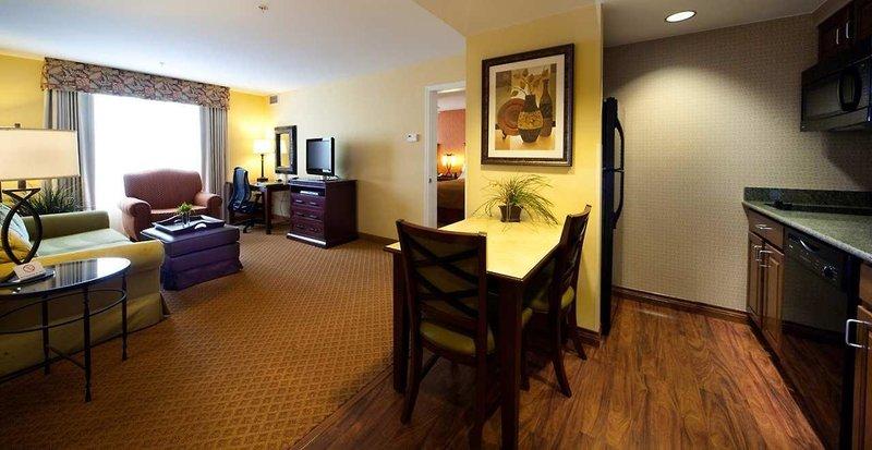 Homewood Suites by Hilton Denver Internationa Airport Wohnbeispiel