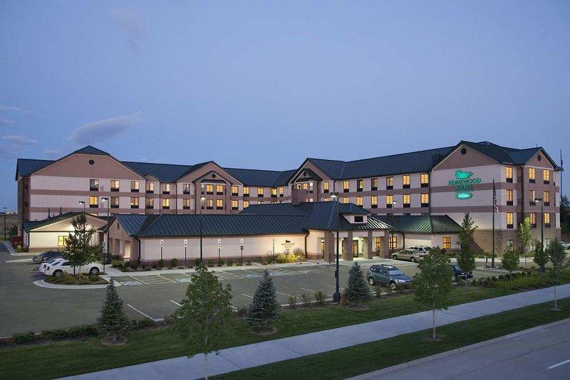 Homewood Suites by Hilton Denver Internationa Airport Außenaufnahme