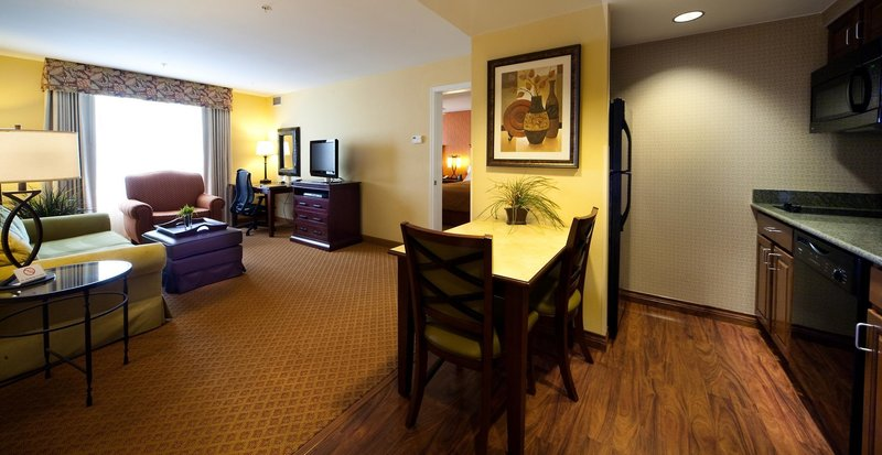 Homewood Suites by Hilton Denver Internationa Airport Lounge/Empfang