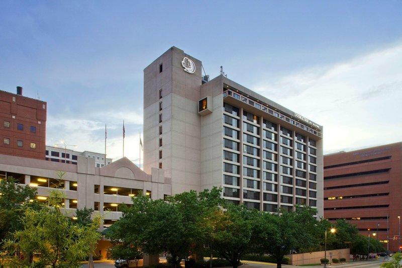 DoubleTree by Hilton Hotel Birmingham Außenaufnahme