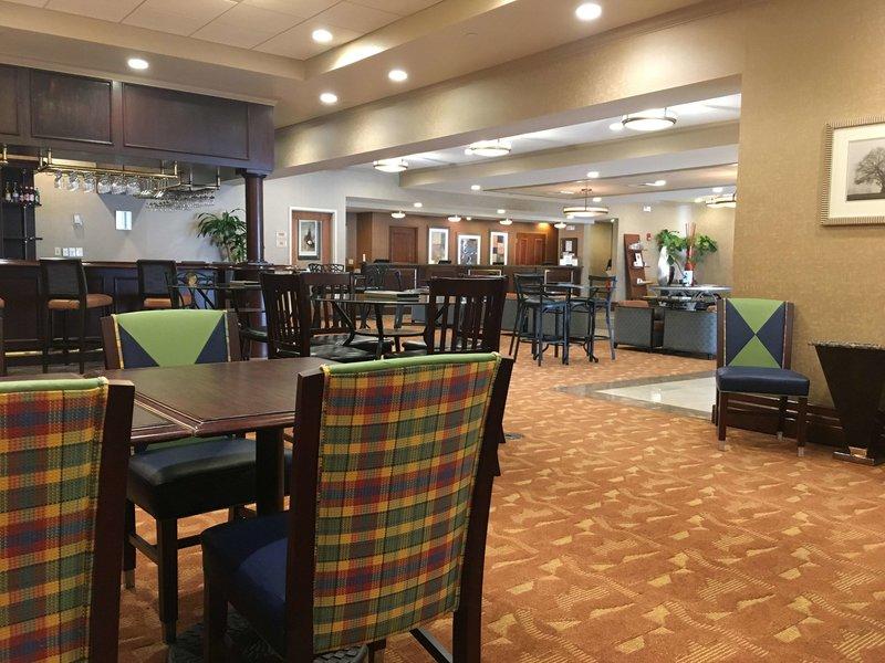 DoubleTree by Hilton Hotel Birmingham Restaurant
