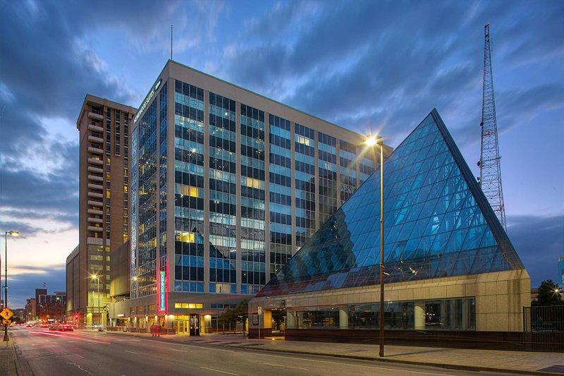 Homewood Suites by Hilton Dallas Downtown Außenaufnahme