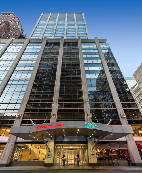 Homewood Suites by Hilton Chicago Downtown/Magnificent Mile Außenaufnahme