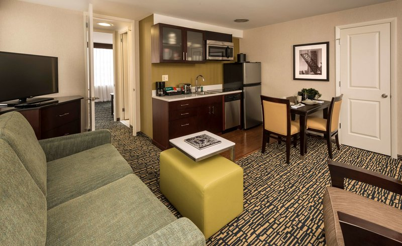 Homewood Suites by Hilton Chicago Downtown/Magnificent Mile Wohnbeispiel