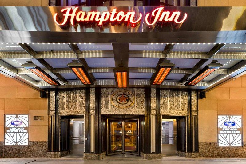 Hampton Inn Chicago Downtown/N Loop/Michigan Ave Außenaufnahme