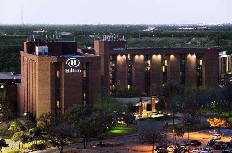 Hilton DFW Lakes Executive Conference Center Außenaufnahme