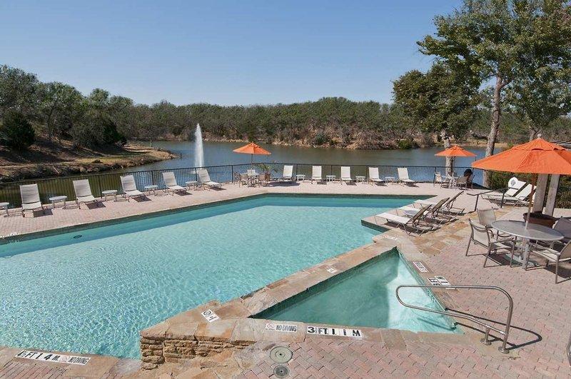 Hilton DFW Lakes Executive Conference Center Pool