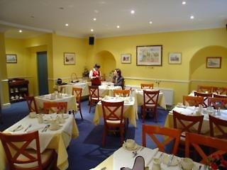 Harrington Hall Restaurant