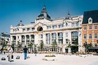Hilton Antwerp Old Town Außenaufnahme