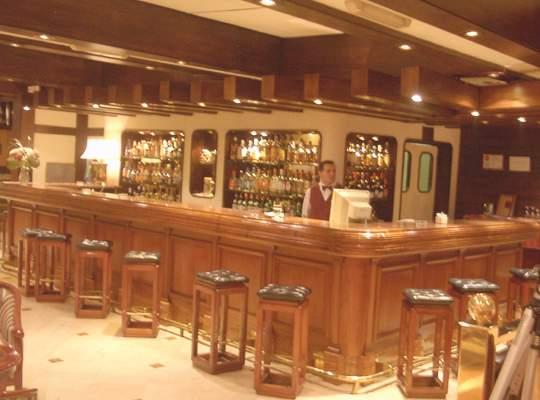 Cyan Hotel de Las Americas Bar